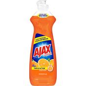 Ajax Dish Liquid/Hand Soap, Triple Action, Orange