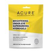 ACURE Brightening Under Eye Supergreens Hydrogels