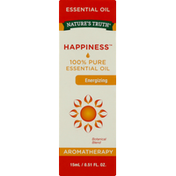 Nature's Truth Essential Oil, 100% Pure, Happiness, Energizing