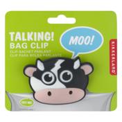 Kikkerland Talking! Bag Clip