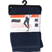 No nonsense Leggings, Classic Denim, Dark Denim, Large