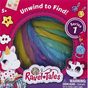 Ravel Tales Plush Toy, Series 1