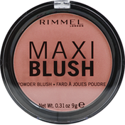 Rimmel London Powder Blush, Maxi Blush, Third Base 001