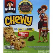 Quaker Granola Cereal Or Fruit Bars