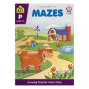 School Zone Mazes A Get Ready! Book