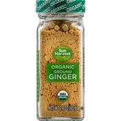 Sun Harvest Ginger, Organic, Ground