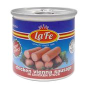 La Fe Chicken Vienna Sausage in Chicken Stock