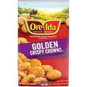 Ore-Ida Golden Crispy Crowns Seasoned Shredded Frozen Potatoes