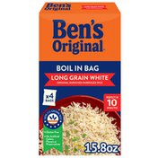 Ben's Original BoilInBag Rice