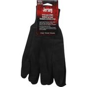 Boss Gloves, Jersey, Large