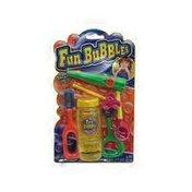 Fun Bubbles 6 in 1 Bubble Set