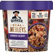 Quaker Berry Instant Oats Hot Cereal