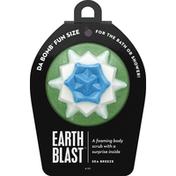 Da Bomb Bath Bomb, Earth Blast, Sea Breeze, Fun Size
