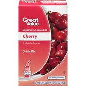 Great Value Cherry Drink Mix