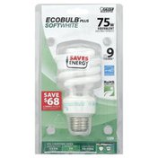 Feit Electric Light Bulb, Soft White, 18 Watts