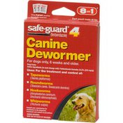 Safe-Guard 8in1 Canine Dewormer For Large Dogs