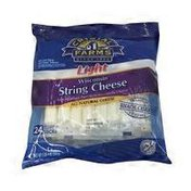 Crystal Farms Light Wisconsin String Cheese