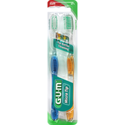 GUM Toothbrushes, Soft