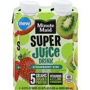 Minute Maid Juice Drink, Strawberry Kiwi