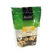 Essential Everyday Banana Bliss Milk Chocolate Covered Peanuts, Peanuts, Banana Chips & Almonds Trail Mix