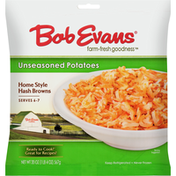 Bob Evans Farms Unseasoned Potatoes Home Style Hash Browns