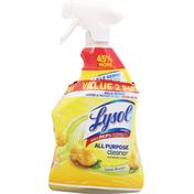 Lysol All Purpose Cleaner, Lemon Breeze Scent, Value 2 Pack