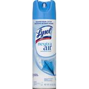 Lysol Sanitizing Spray, Revitalizing Fresh Breeze Scent