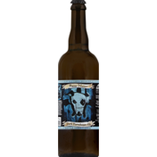 Jolly Pumpkin Artisan Ales Beer, Dark Farmhouse Ale, Bam Noire