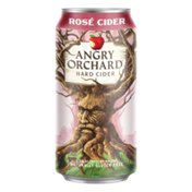 Angry Orchard Rosé Hard Cider, Spiked