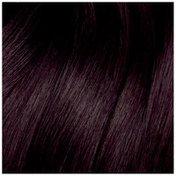 Clairol Nice 'N Easy Permanent Hair Color 2BG Natural Burgundy Black 1 Kit Female Hair Color