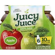 Juicy Juice 100% Juice, No Added Sugar, Apple