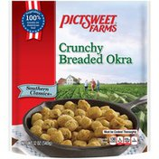 Pictsweet Farms Crunchy Breaded Okra