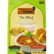 Kitchens of India Mashed Vegetable Curry, Pav Bhaji, Medium