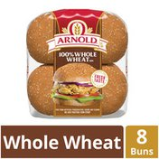 Brownberry/Arnold/Oroweat Select Wheat Sandwich Rolls