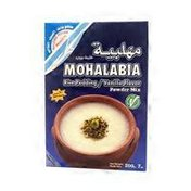 Seconed House Mouhahabia Rice Pudding Vanilla Flavor Powder Mix