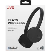 Jvc Flats Wireless, Black