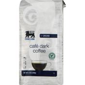 Food Lion Coffee, Cafe Dark, Ground, Bag