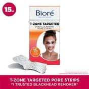 Bioré Pore Strips T-Zone Deep Cleansing, Blackhead Remover, Nose Strips