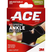 Ace Bakery Neoprene Ankle Support Moderate Support