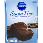 Pillsbury Moist Supreme Sugar Free Brownie Mix Chocolate Fudge