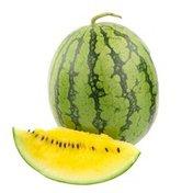 Organic Yellow Inside Watermelon