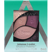 Almay Shadow Palette, Intense I-Color, Greens 040
