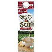 Organic Valley 32 fl oz UHT Original Soy Creamer Soy Creamer