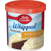 Betty Crocker Gluten Free Whipped Butter Cream Frosting