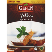 Gefen Cake Mix, Gluten Free, Yellow