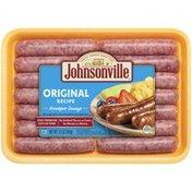 Johnsonville Sausage Original Breakfast Sausage, 14 Count