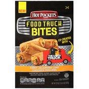 Hot Pockets Fiery Jalapeno Lime Chicken Frozen Snacks