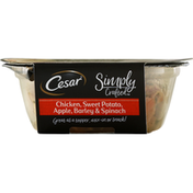 CESAR Canine Cuisine Complement, in Natural Juices