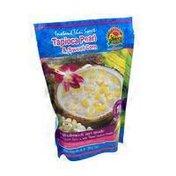 Pum Tapioca Pearl & Sweet Corn With Sweet Coconut Powder