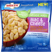 Birds Eye Mac & Cheese, Shells with White Cheddar Cheese Sauce